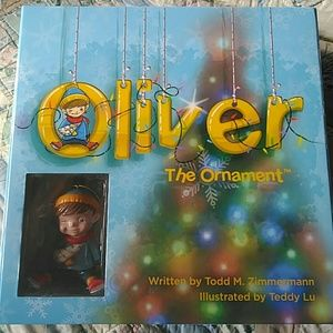 Oliver the Ornament and Storybook